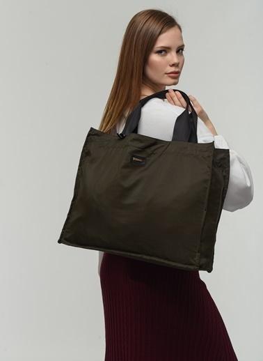 Cache The Bag Santi -1003(Inside-Out, Çift Taraflı) Haki